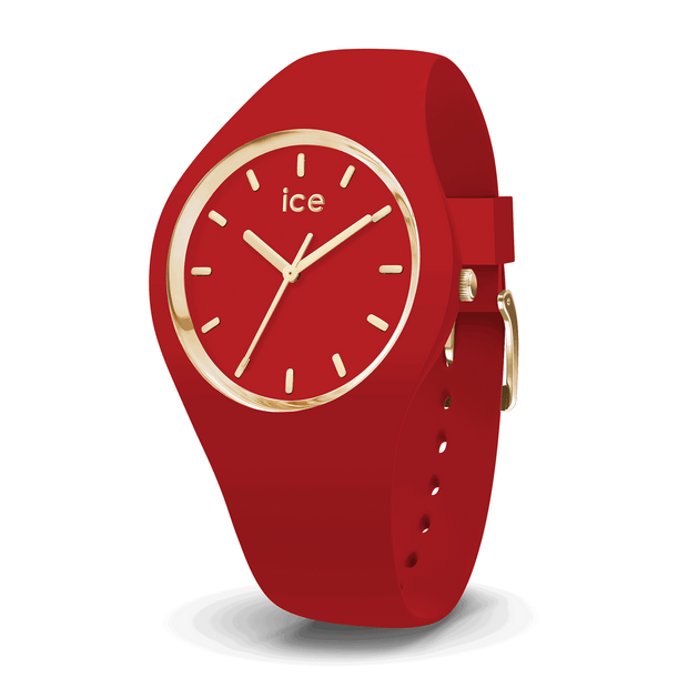 ICE ICE Glam Colour Red 41 mm Women's Watches 016264 - COCOMI Australia