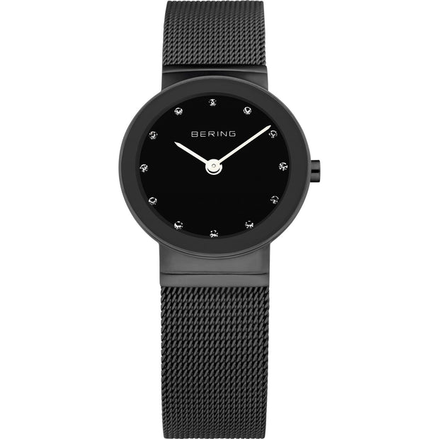 Bering Classic Grey 26 mm Women's Watches 10126-077 - Bering