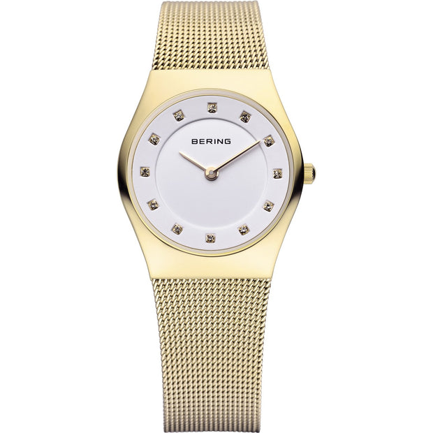 Bering Classic Gold 27 mm Women's Watches 11927-334 - Bering