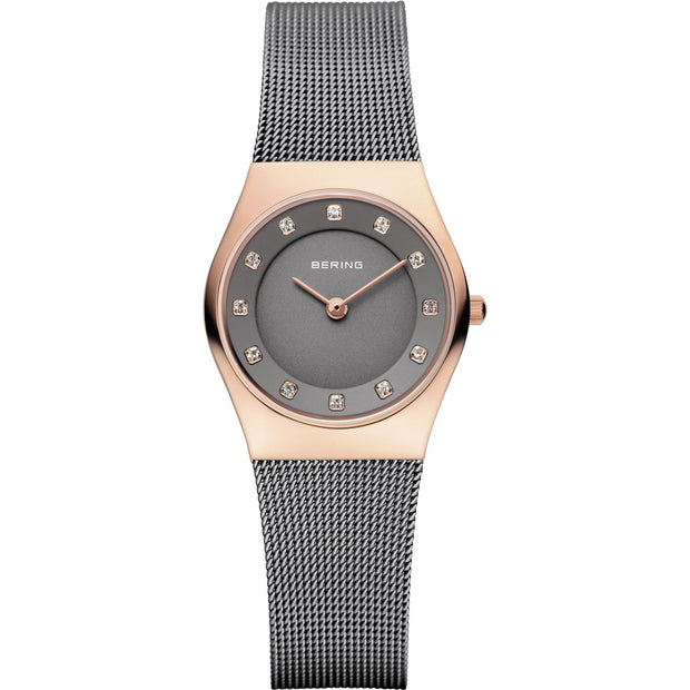 Bering Classic Rose Gold 27 mm Women's Watches 11927-369 - Bering