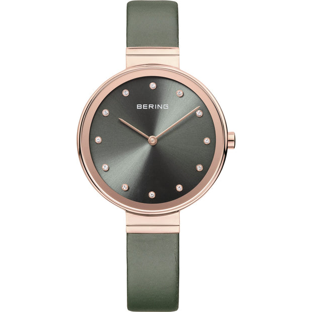 Bering Classic Rose Gold 34 mm Women's Watches 12034-667 - Bering