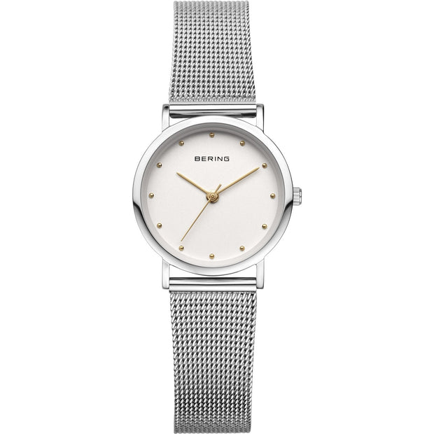 Bering Classic Silver 26 mm Women's Watches 13426-001 - Bering