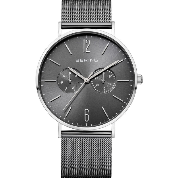 Bering Classic Silver 40 mm Men's Watches 14240-309 - Bering