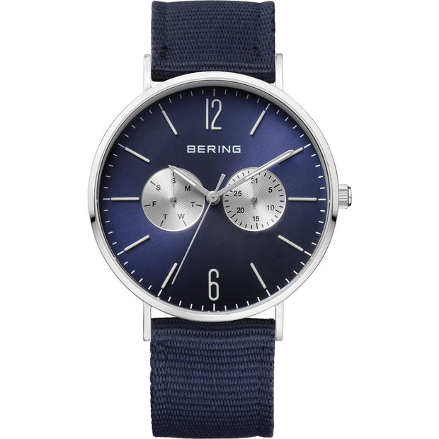 Bering Classic Silver 40 mm Unisex Watches 14240-507 - Bering