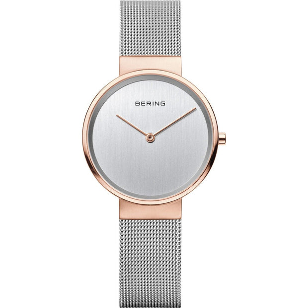 Bering Classic Rose Gold 31 mm Women's Watches 14531-060 - Bering