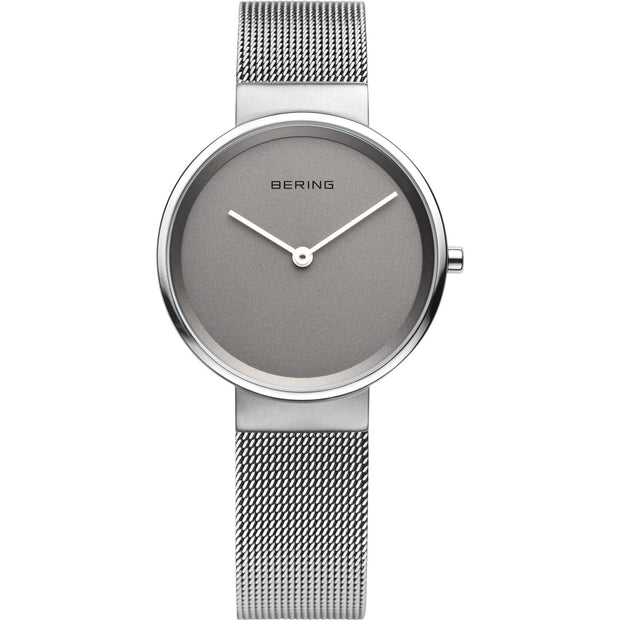 Bering Classic Silver 31 mm Women's Watches 14531-077 - Bering