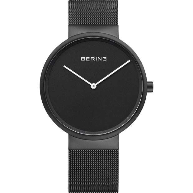 Bering ClassicBlack Mat 39 mm Unisex Watches 14539-122 - Bering