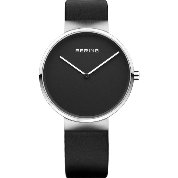 Bering Classic Silver 39 mm Unisex Watches 14539-402 - Bering