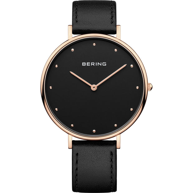 Bering Classic Rose Gold 39 mm Women's Watches 14839-462 - Bering