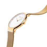 Bering Max René Gold 40 mm Men's Watches 15540-334 - Bering
