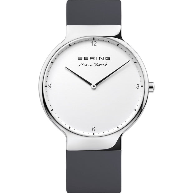 Bering Max René Silver 40 mm Men's Watches 15540-400 - Bering