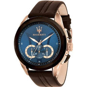 TRAGUARDO 45mm Blue Watch-COCOMI Australia