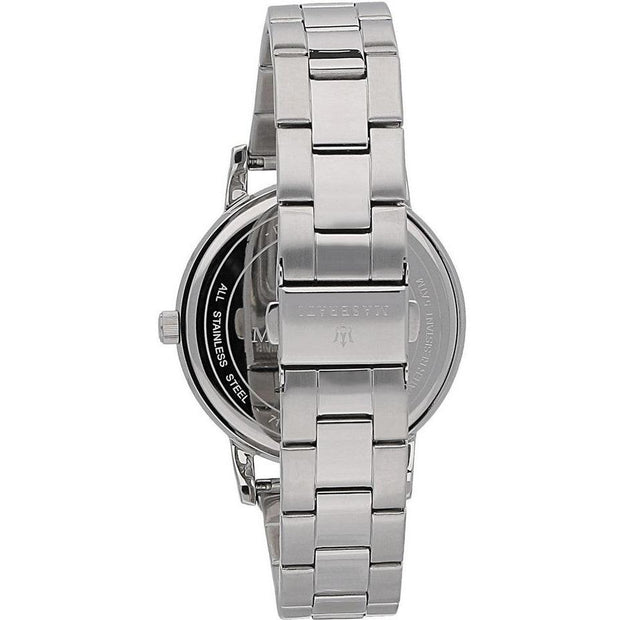 ELEGANZA 42mm Silver Watch-COCOMI Australia