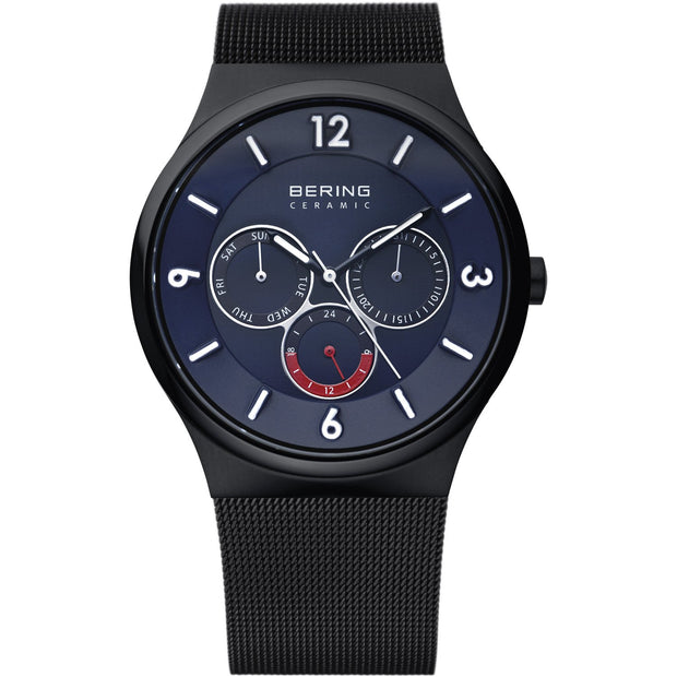Bering Ceramic Black 40 mm Men's Watches 33440-227 - Bering