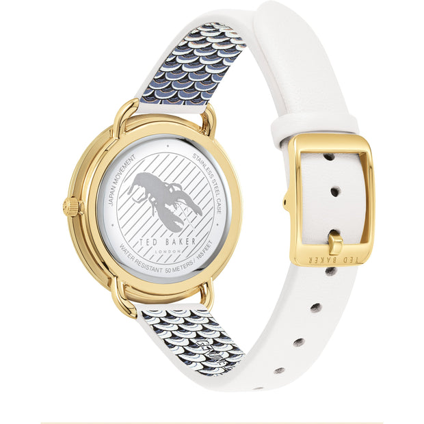 Ted Baker Hettie White Watch-COCOMI Australia