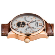 Ingersoll Hawley Automatic Brown Watch-COCOMI Australia