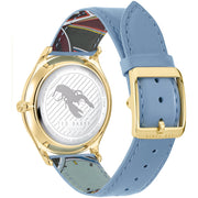 Ted Baker Manhatt Chalk Blue Watch-COCOMI Australia
