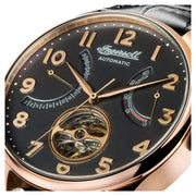 Ingersoll Hawley Automatic Black Watch-COCOMI Australia