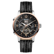Ingersoll Grafton Automatic Black Watch-COCOMI Australia