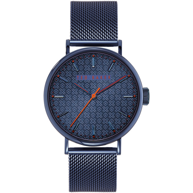 Ted Baker Mimosa Blue Mesh Watch-COCOMI Australia