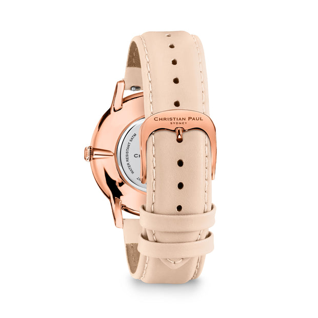 Christian Paul Juliet Rose Gold 40 mm  Women's Watches 181CWR4014 - Christian Paul