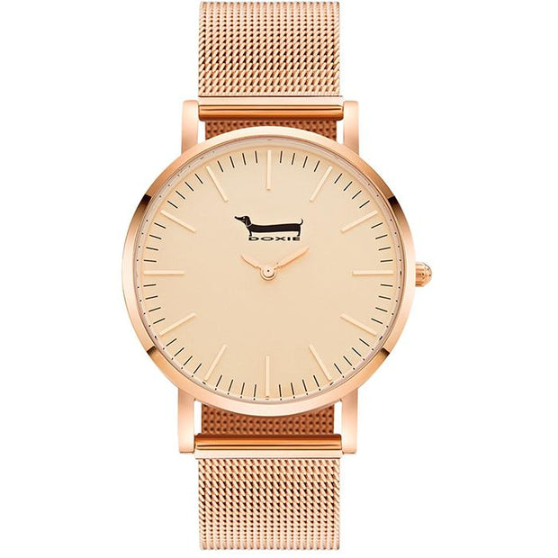 Doxie Kransky Rose Gold 40 mm Women's Watches DX0501 - Doxie