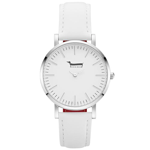 Doxie Winston Silver 34 mm Women's Watches DXM0202 - Doxie