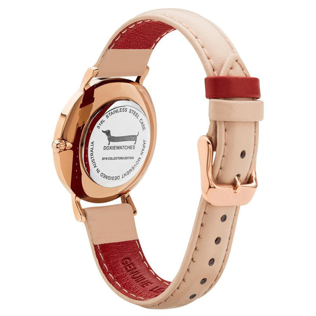 Doxie Penelope Rose Gold 34 mm Women's Watches DXM0301 - Doxie