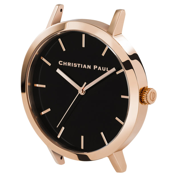 Christian Paul Raw Star Rose Gold 43 mm Women's Watches RBR4319 - Christian Paul