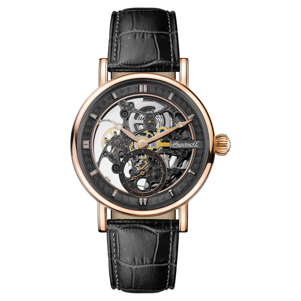 Ingersoll The Herald Rose Gold 40 mm Women's Watches I00403-Ingersoll-COCOMI Australia