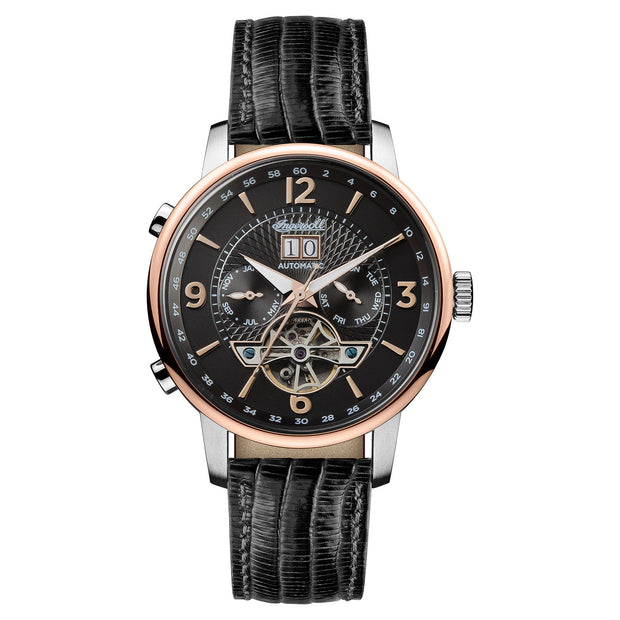 Ingersoll The Grafton Rose Gold 42 mm Men's Watches I00702-Ingersoll-COCOMI Australia