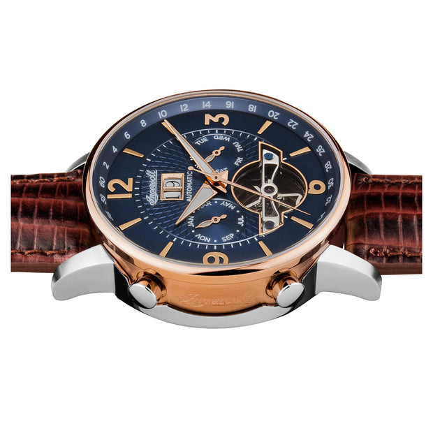 Ingersoll The Grafton Rose Gold 42 mm Men's Watches I00703-Ingersoll-COCOMI Australia