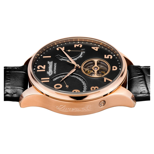 Ingersoll The Hawley Rose Gold 44 mm Men's Watches I04602-Ingersoll-COCOMI Australia
