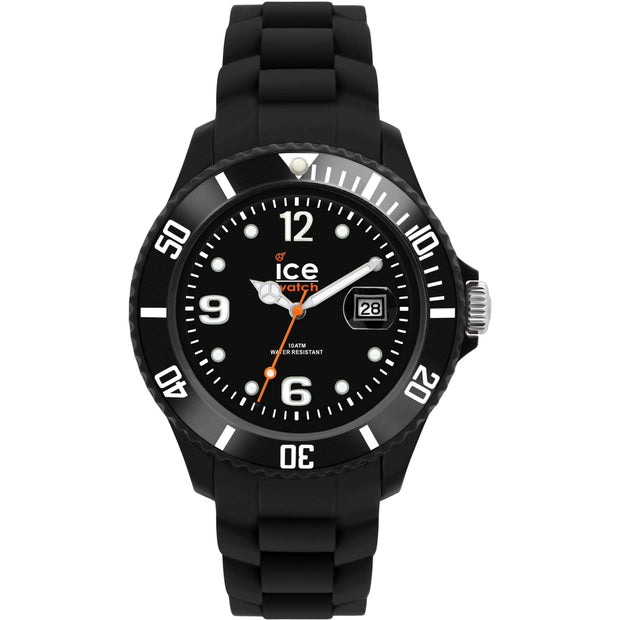ICE ICE Forever Black 36 mm Unisex Watches 000123 - COCOMI Australia