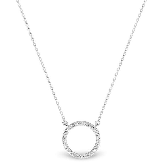 Georgini Ara Rhodium Pendant Women's IP708W