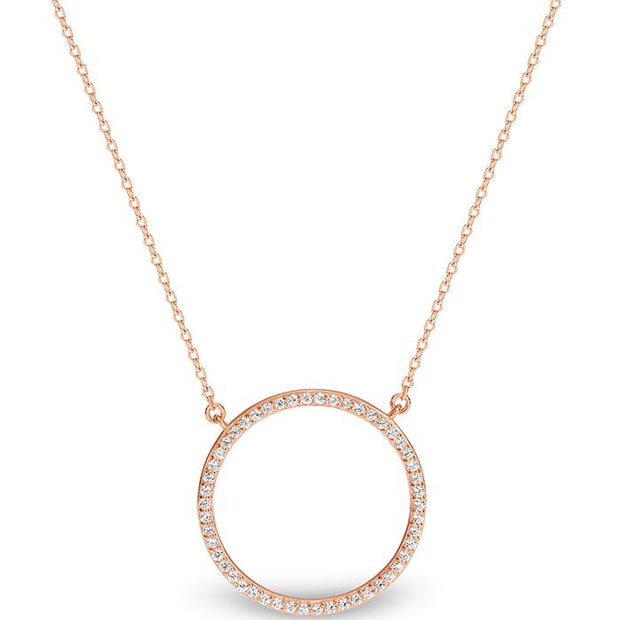Georgini Virgo Rose Gold Pendant Women's IP709RG