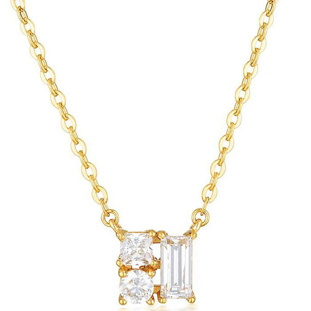Georgini Thea Gold Pendant Women's IP740G