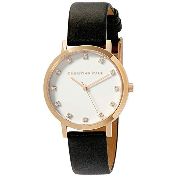 Christian Paul Angel Rose Gold 35 mm Women's Watches LWR3501