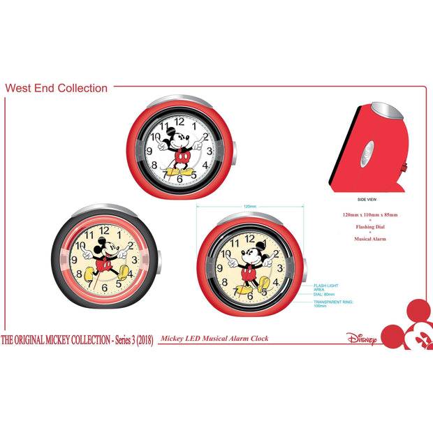 Disney Mickey Musical Red 12 cm TR87991 - Disney