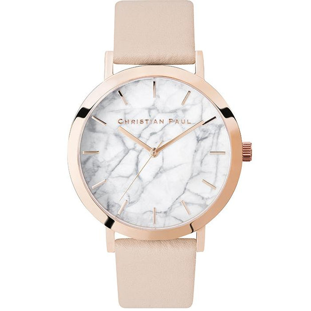 Christian Paul Bondi Rose Gold 43 mm Women's Watches MWR4306 - Christian Paul