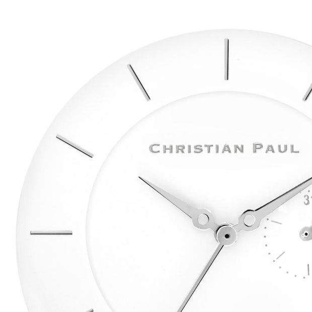 Christian Paul Rex  Silver 40 mm  Men's Watches 181CWS4008 - Christian Paul