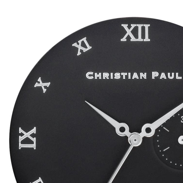 Christian Paul Benedict Silver 40 mm  Unisex's Watches 181CBS4008 - Christian Paul