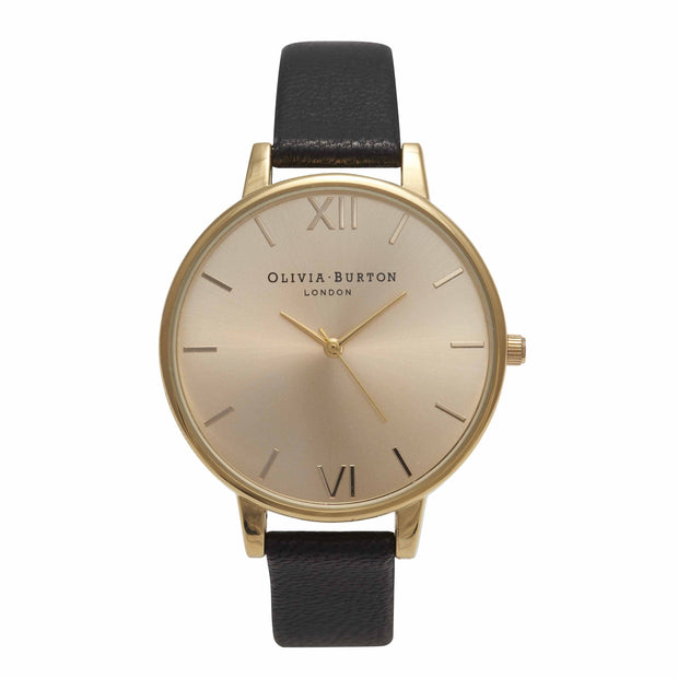 Olivia Burton Big Dial Gold 38 mm Women's Watches OB13BD06-Olivia Burton-COCOMI Australia