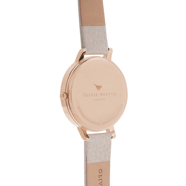 Olivia Burton Big Dial Rose Gold 30 mm Women's Watches OB13BD11-Olivia Burton-COCOMI Australia