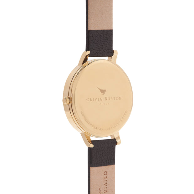 Olivia Burton Big Dial Gold 38 mm Women's Watches OB15BD55-Olivia Burton-COCOMI Australia