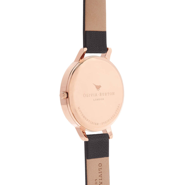 Olivia Burton Signature Florals Rose Gold 38 mm Women's Watches OB15WG12-Olivia Burton-COCOMI Australia