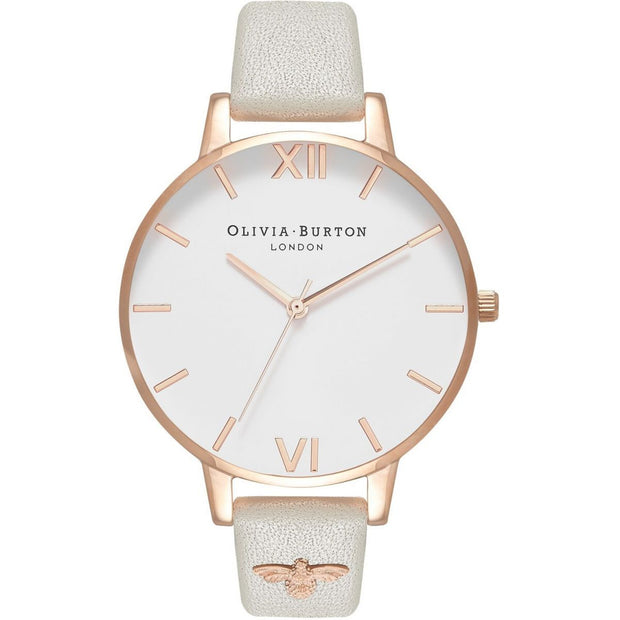 Olivia Burton 3D Bee Rose Gold 38 mm Women's Watches OB16ES13-Olivia Burton-COCOMI Australia