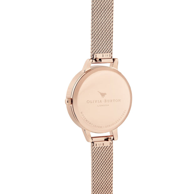 Olivia Burton Celestial Rose Gold Women's Watch (OB16GD35)