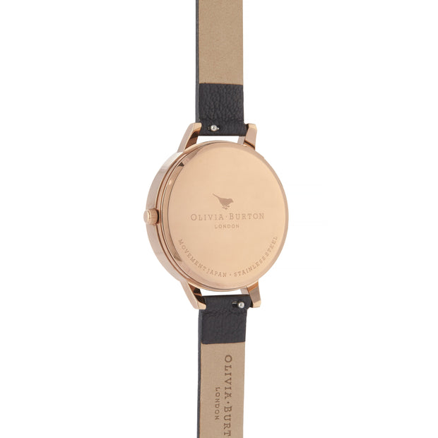 Olivia Burton Glasshouse Rose Gold 34 mm Women's Watches OB16GH11-Olivia Burton-COCOMI Australia