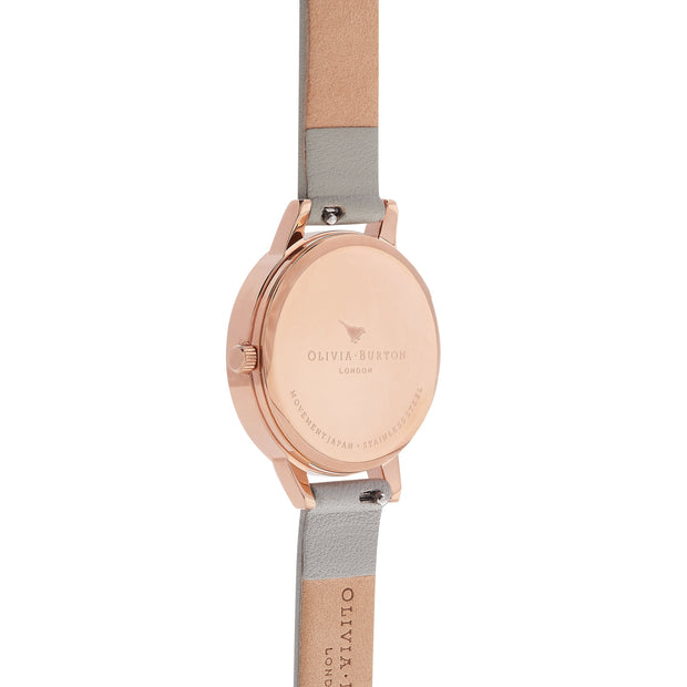 Olivia Burton Painterly Prints Rose Gold 30 mm Women's Watches OB16PP22-Olivia Burton-COCOMI Australia